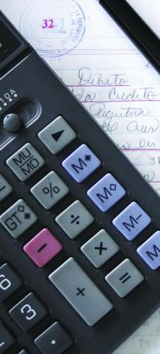 Departamento fiscal y contable